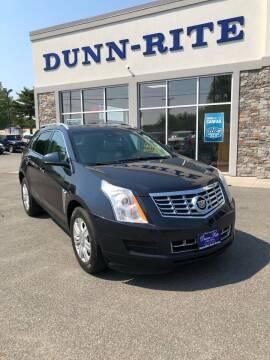 2014 Cadillac SRX for sale at Dunn-Rite Auto Group in Kilmarnock VA