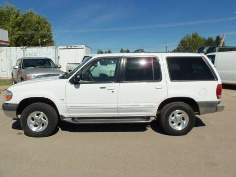 2001 Ford Explorer for sale at Central City Auto West in Lewistown MT