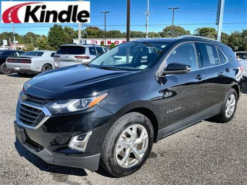2019 Chevrolet Equinox for sale at Kindle Auto Plaza in Cape May Court House NJ