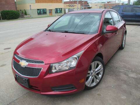 2011 Chevrolet Cruze for sale at 3A Auto Sales in Carbondale IL