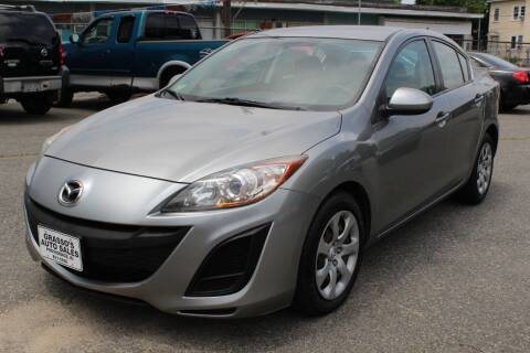 2011 Mazda MAZDA3 for sale at Grasso's Auto Sales in Providence RI