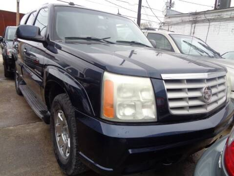 2004 Cadillac Escalade for sale at USA Auto Brokers in Houston TX