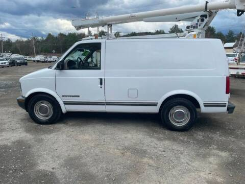 1997 GMC Safari Cargo for sale at Upstate Auto Sales Inc. in Pittstown NY