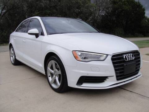 2016 Audi A3 for sale at Coleman Auto Group in Austin TX