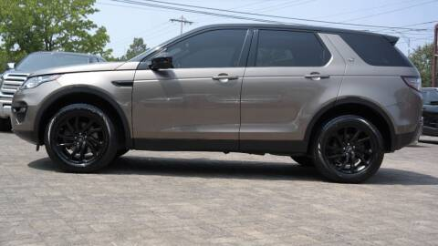 2016 Land Rover Discovery Sport for sale at Cars-KC LLC in Overland Park KS