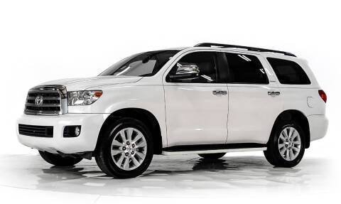 2016 Toyota Sequoia for sale at Houston Auto Credit in Houston TX