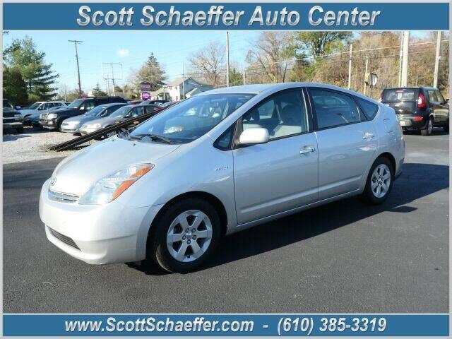 2008 Toyota Prius for sale at Scott Schaeffer Auto Center in Birdsboro PA