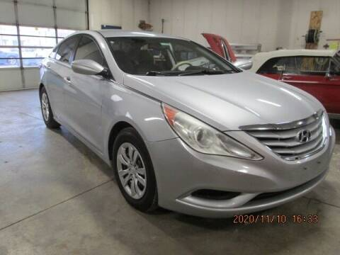 2012 Hyundai Sonata for sale at Auto Acres in Billings MT