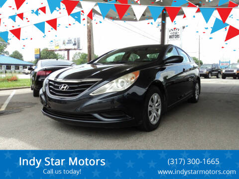 2011 Hyundai Sonata for sale at Indy Star Motors in Indianapolis IN