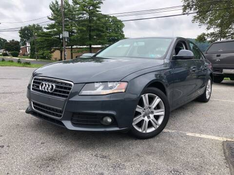 2009 Audi A4 for sale at Keystone Auto Center LLC in Allentown PA