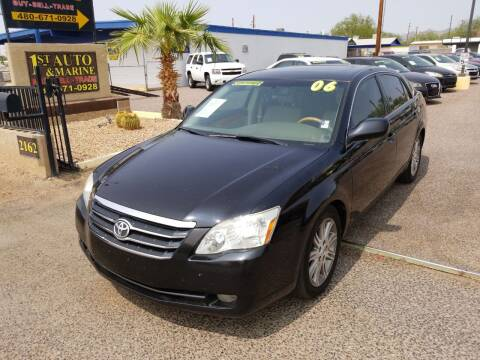 2006 Toyota Avalon for sale at 1ST AUTO & MARINE in Apache Junction AZ