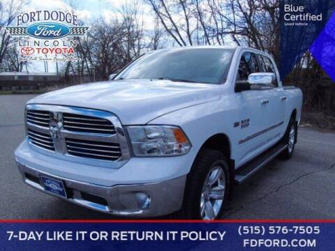 2014 RAM Ram Pickup 1500 for sale at Fort Dodge Ford Lincoln Toyota in Fort Dodge IA