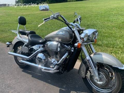 2003 Honda VTX 1800S for sale at INTEGRITY CYCLES LLC in Columbus OH