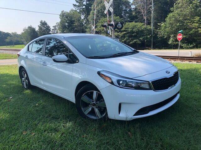 2018 Kia Forte for sale at Automotive Experts Sales in Statham GA