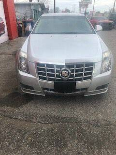 2012 Cadillac CTS for sale at Memphis Finest Auto, LLC in Memphis TN