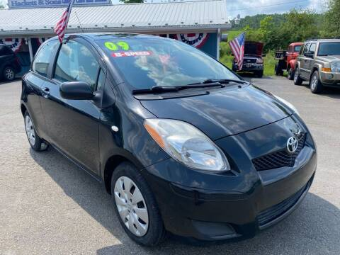 2009 Toyota Yaris for sale at HACKETT & SONS LLC in Nelson PA