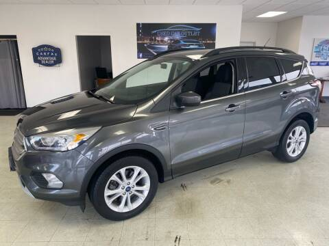 2017 Ford Escape for sale at Used Car Outlet in Bloomington IL