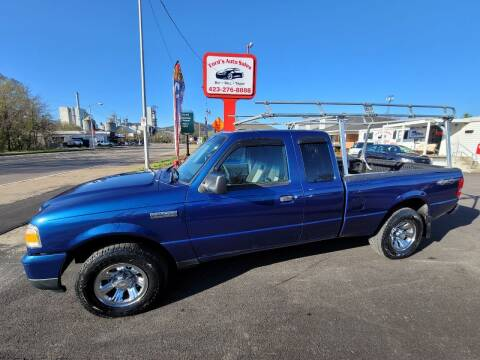2009 Ford Ranger for sale at Ford's Auto Sales in Kingsport TN