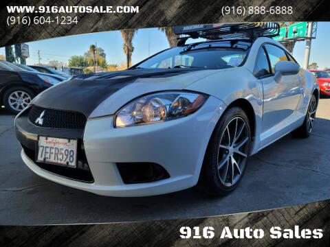 2012 Mitsubishi Eclipse for sale at 916 Auto Sales in Sacramento CA