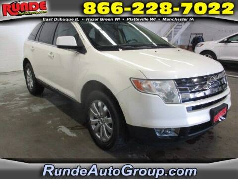 2008 Ford Edge for sale at Runde Chevrolet in East Dubuque IL