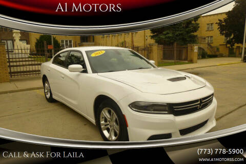 2015 Dodge Charger for sale at A1 Motors Inc in Chicago IL