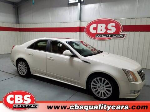 2013 Cadillac CTS for sale at CBS Quality Cars in Durham NC