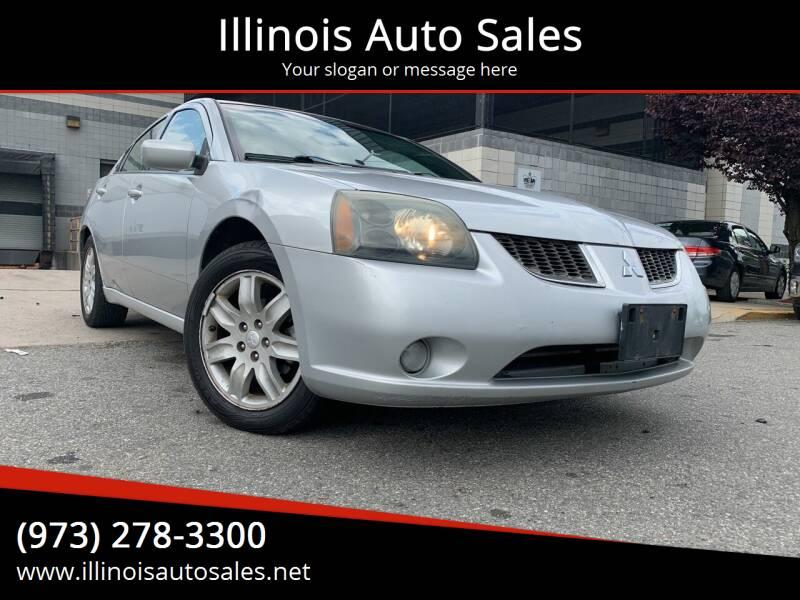 2006 Mitsubishi Galant for sale at Illinois Auto Sales in Paterson NJ