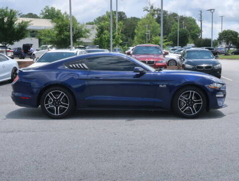 2019 Ford Mustang for sale at Southern Auto Solutions - BMW of South Atlanta in Marietta GA