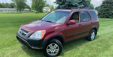 2003 Honda CR-V for sale at Goodland Auto Sales in Goodland IN