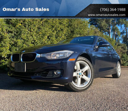 2013 BMW 3 Series for sale at Omar's Auto Sales in Martinez GA