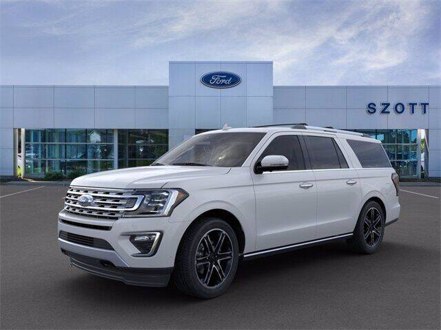 2021 Ford Expedition MAX for sale at Szott Ford in Holly MI