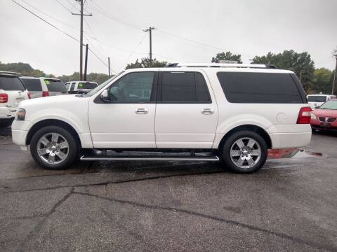2010 Ford Expedition EL for sale at Savior Auto in Independence MO