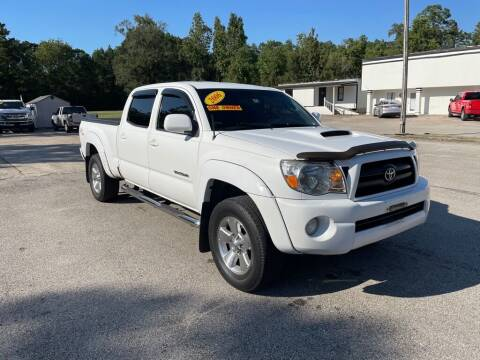 2006 Toyota Tacoma for sale at AUTO WOODLANDS in Magnolia TX