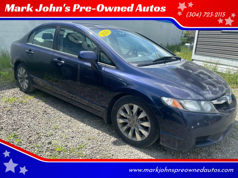 2010 Honda Civic for sale at Mark John's Pre-Owned Autos in Weirton WV
