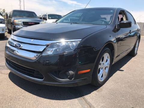 2012 Ford Fusion for sale at Town and Country Motors in Mesa AZ