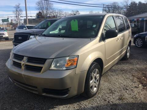 2009 Dodge Grand Caravan for sale at Antique Motors in Plymouth IN