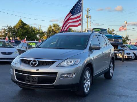 2009 Mazda CX-9 for sale at KD's Auto Sales in Pompano Beach FL