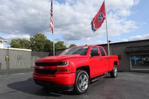 2019 Chevrolet Silverado 1500 LD for sale at Danny Holder Automotive in Ashland City TN