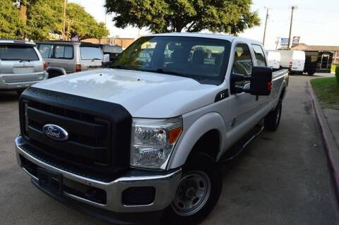 2011 Ford F-350 Super Duty for sale at E-Auto Groups in Dallas TX