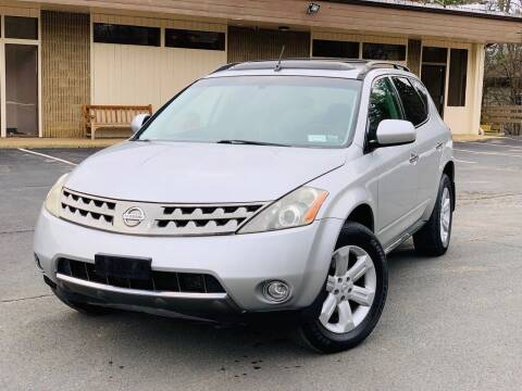 2007 Nissan Murano for sale at Y&H Auto Planet in West Sand Lake NY