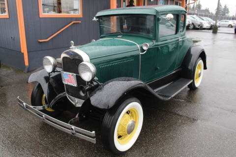 1930 Ford Model A for sale at Sabeti Motors in Tacoma WA