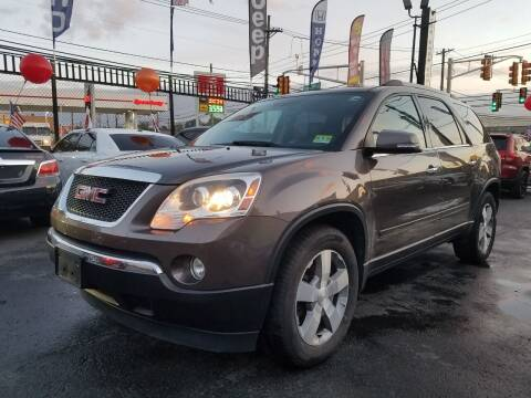 2012 GMC Acadia for sale at Deals On Wheels Auto Group in Irvington NJ
