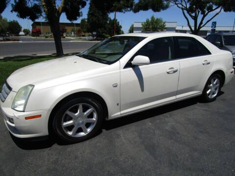 2006 Cadillac STS for sale at KM MOTOR CARS in Modesto CA