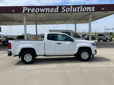 2020 Chevrolet Colorado for sale at Preowned Solutions in Urbandale IA