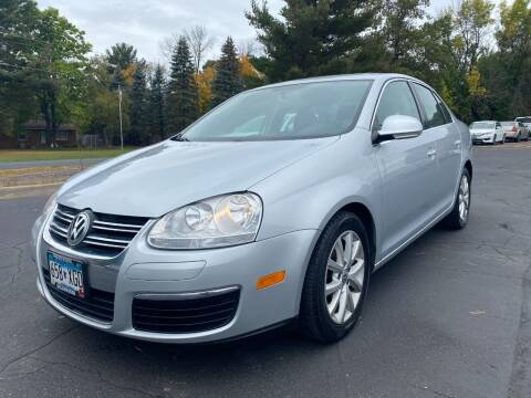 2010 Volkswagen Jetta for sale at Northstar Auto Sales LLC in Ham Lake MN