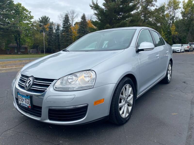 2010 Volkswagen Jetta for sale at Northstar Auto Sales LLC in Ham Lake MN
