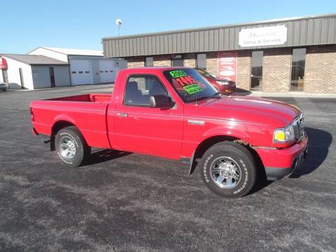 2008 Ford Ranger for sale at Dietsch Sales & Svc Inc in Edgerton OH