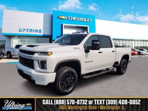 2021 Chevrolet Silverado 3500HD for sale at Gary Uftring's Used Car Outlet in Washington IL