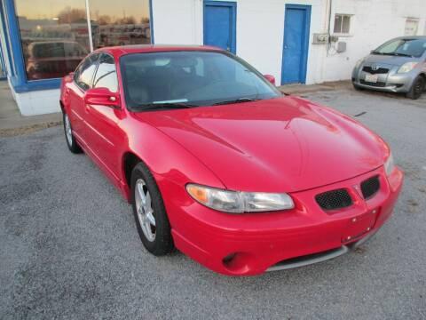 2002 Pontiac Grand Prix for sale at 3A Auto Sales in Carbondale IL