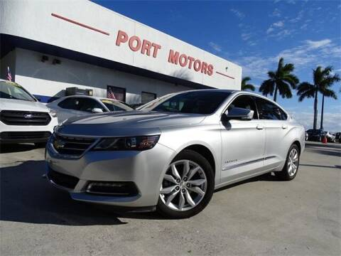 2018 Chevrolet Impala for sale at Automotive Credit Union Services in West Palm Beach FL